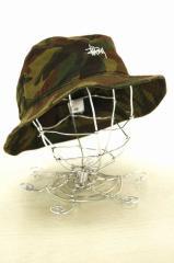 ステューシー STUSSY ハット帽子 サイズL/XL メンズ 【中古】【ブランド古着バズストア】