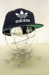 アディダス adidas キャップ帽子 サイズ表記無 メンズ 【中古】【ブランド古着バズストア】