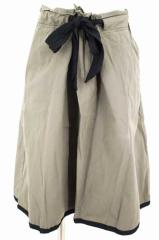 DKNY(ダナキャランニューヨーク) ミリタリースカート サイズ[4] レディース スカート 【中古】【ブランド古着バズストア】【090317】