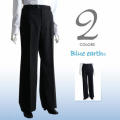 【大きいサイズ】【レディース】Blue earth 1釦ノッチドラペルキャリアパンツ lp8009q