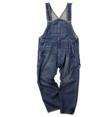 【大きいサイズ】【メンズ】 Mc.S.P デニムオーバーオール ブルー 1154-5301-1 [3L・4L・5L・6L・8L]
