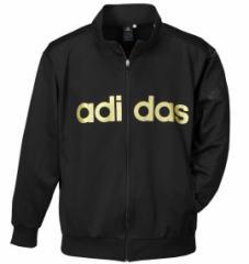 【大きいサイズ】【メンズ】 adidas ウォームアップジャケット ブラック 1176-7300-2 [3XO・4XO・5XO・6XO・7XO・8XO]