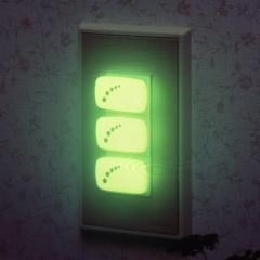 スマイルキッズ(SMILE KIDS) 光るスイッチかざり(3個セット)
