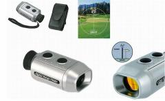 携帯型ゴルフ距離計7X18単眼鏡 デジタルゴルフスコープ 距離計 2モード搭載 ad964