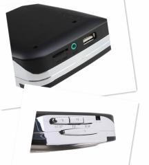 カセットコンバーター USBをさしてボタンひとつで変換できます コンバーター  パソコン不要カセットテープ を MP3 に 変換  UW200