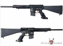 【代引不可】King Arms 16 フリーフロート スナイパーライフル AEG 電動ガン 18才以上KA-AG-09-S