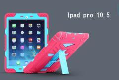 iPad Pro 10.5 ケース アイパッドプロ カバー (10.5インチ) スタンド機能 シリカゲルケース ソフト 防塵カバー(ぼうじん)