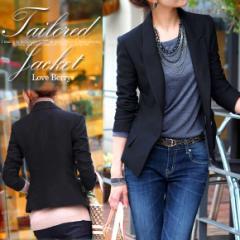 レディース アウター ジャケット ブラック ショート丈 カジュアル 無地 シンプル きれいめ 襟付き 大人かっこいい