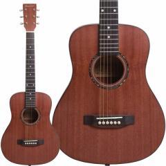 Antique Noel アンティークノエル AM-0 MAHO ミニアコースティックギター