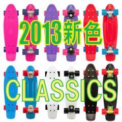 PENNY SKATEBOARDS/ペニースケートボード【2013モデル】CLASSICS/クラシックス 22【送料無料】スケボーSK8