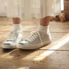 コンバース(Converse)/【コンバース】【定番】キャンバススニーカー(ジャックパーセル)22−24.5cm