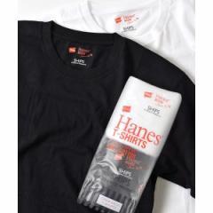 """シップス(メンズ)(SHIPS)/Hanes×SHIPS AUTHENTIC PRODUCTS: """"コンビ"""" 2パック/Tシャツ Ja"""