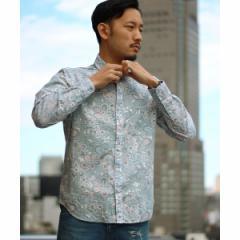 メンズビギ(MEN'S BIGI)/【ヴィンテージアーカイブス】フラワープリントシャツ