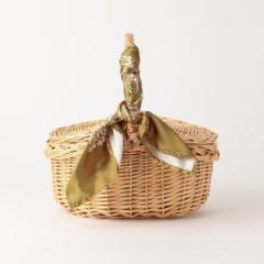 ボワソンショコラ(Boisson Chocolat)/Control Freakオーバルバスケット