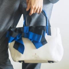 ランバンオンブルー(LANVIN en Bleu)/マリアンヌ 2WAY手提げバッグ