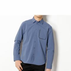ザ・ノース・フェイス(THE NORTH FACE)/【THE NORTH FACE】UVカット機能付き!ストレッチシャツ(メンズ SOMテックシャツ)