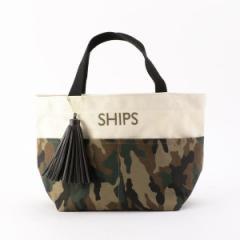 シップス(レディース)(SHIPS for women)/ポケットトートバッグ