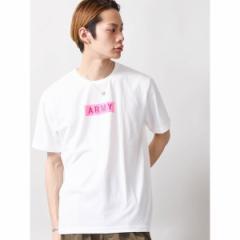ウィゴー(メンズ)(WEGO)/ウィゴー(WEGO/ARMYボックスTシャツ)
