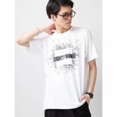 ウィゴー(メンズ)(WEGO)/ウィゴー(WEGO/スプラッシュボックスロゴTシャツ)