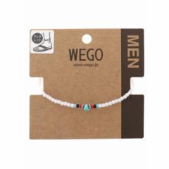 ウィゴー(メンズ)(WEGO)/ウィゴー(WEGO/ビーズアンクレット)