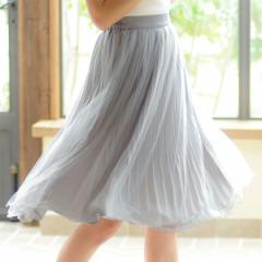 ジーラ バイ リュリュ(ファッション)(GeeRA by RyuRyu)/【WEB限定】リバーシブルプリーツスカート