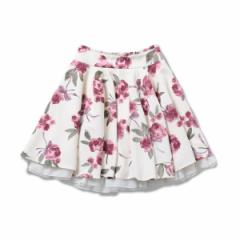 ロディスポット(LODISPOTTO)/ロイヤルビッグローズスカート / mille fille closet<ミルフィーユクローゼット>