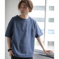アーバンリサーチ(メンズ)(URBAN RESEARCH)/メンズTシャツ(ペーパー天竺ルーズTシャツ)