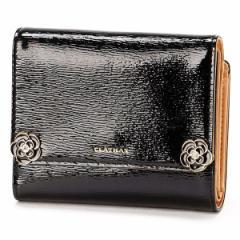クレイサス(CLATHAS)/リリー 三つ折財布