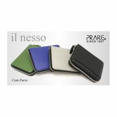 プレリー1957(PRAIRIE SINCE1957)/イルネッソ ラウンドファスナー財布(小銭入れあり) NP02312