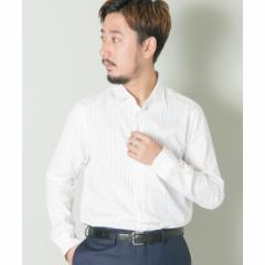 アーバンリサーチ(メンズ)(URBAN RESEARCH)/メンズシャツ(URBAN RESEARCH Tailor ピンストライプショートポイント)