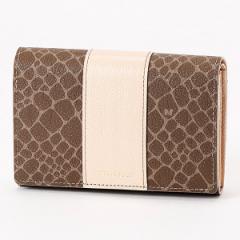 ニナ リッチ(バッグ&ウォレット)(NINA RICCI)/グレインヌーボー 二つ折りファスナー財布