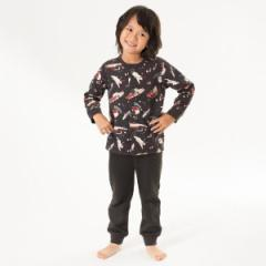 F.O.オンラインストア(F.O.Online Store)/男の子乗り物柄前開きパジャマ