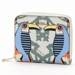 フルラ(FURLA)/バビロン Sラウンドジップ2つ折り財布
