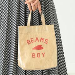 ビームス ボーイ(BEAMS BOY)/BEAMS BOY / BBロゴ ショップバック