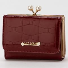 【NEW】リズリサ(バッグ&ウォレット)(LIZ LISA Bag&Wallet)/アイビー 三つ折り口金財布