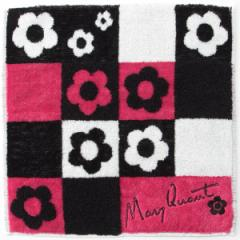 マリークヮント(MARY QUANT)/カラーブロックデイジー ミニタオル