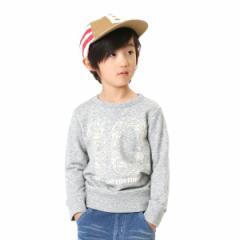 F.O.オンラインストア(F.O.Online Store)/ガゼット付プリントトレーナー