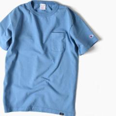 """シップス(メンズ)(SHIPS)/Champion×SHIPS: 別注 """"MADE IN USA"""" T1011 ポケット Tシャツ"""