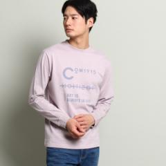 ザ ショップ ティーケー(メンズ)(THE SHOP TK Mens)/デカロゴTシャツ