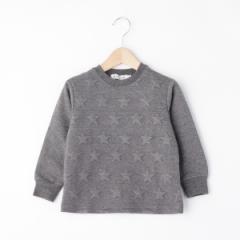 ザ ショップ ティーケー(キッズ)(THE SHOP TK Kids)/【150cmまで】ぷくぷく星型 長袖Tシャツ