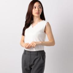 【NEW】ミューズ リファインド クローズ(MEW'S REFINED CLOTHES)/ギザギザスカラップニット
