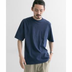 アーバンリサーチ(メンズ)(URBAN RESEARCH)/メンズTシャツ(UR×MANUAL ALPHABET×Velva sheen 別注POCKET T−SHIRTS)