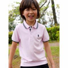 【NEW】ジョルダーノ(メンズ)(GIORDANO)/ジョルダーノ(チビライオン刺繍ポロシャツ)