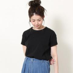 コーエン(レディース)(coen)/USAコットンクルーネックTシャツ