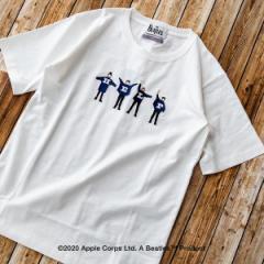 シップス(メンズ)(SHIPS)/SU: BEATLES Tシャツ