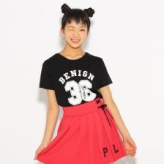 ピンク ラテ(PINK latte)/ナンバリング半袖Tシャツ
