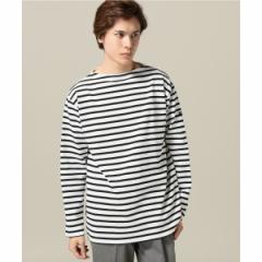 エディフィス(EDIFICE)/メンズTシャツ(SAINT JAMES / セントジェームス OUESSANT BORDER)