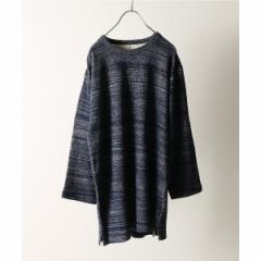 ジャーナルスタンダード レリューム(メンズ)(JOURNAL STANDARD relume)/メンズTシャツ(杢パイル 7S Tシャツ)
