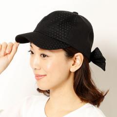 ミーア(帽子)(MiiA)/バックリボンチュールキャップ(レディース/雑貨/帽子)