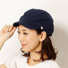 ミーア(帽子)(MiiA)/【サイズ調整機能】エスカルゴキャスケット(レディース/雑貨/帽子)